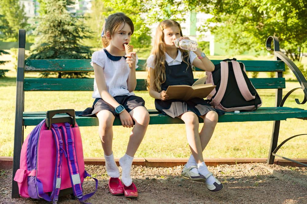 Plecaki szkolne dla dziewczyn