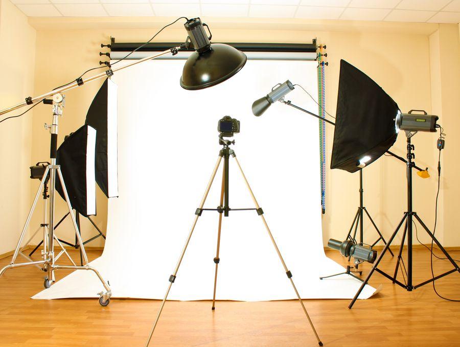 Studio fotograficzne na wynajem